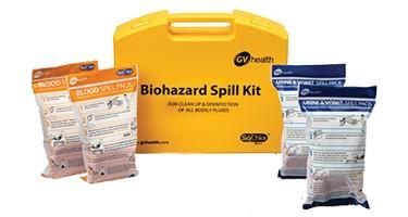 Body Fluid Spill Kits
