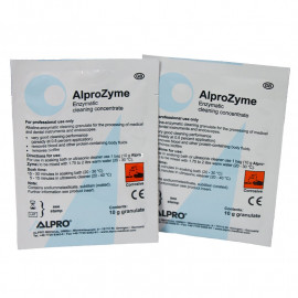 AlproZyme Enzymatic Instrument Cleaner Box Of 100g Sachets