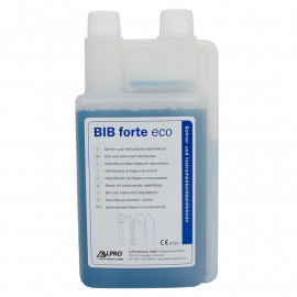 BIB Forte Eco instrument cleaner & Disinfectant 1 Ltr