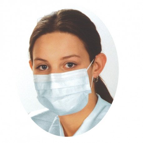 N-Guard Ear Loop Masks Box of 50