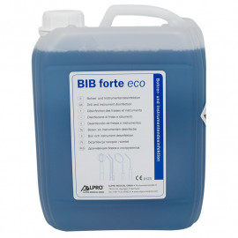 BIB Forte Eco instrument cleaner & Disinfectant 5 Ltr Can