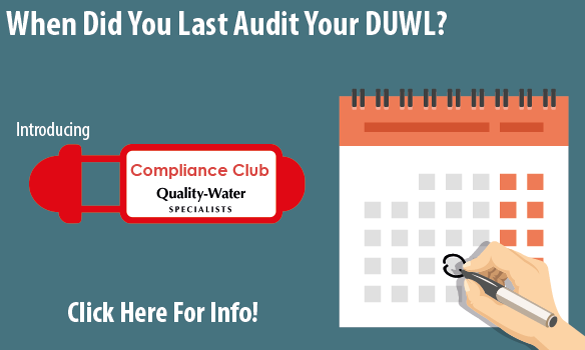When Did You Last Audit your DUWL